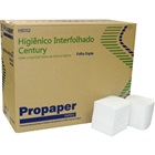 Papel Higiênico Interfolhado Folha Dupla CX 10.000 FL Propaper
