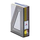Porta Revista Fumê 7x22x29cm 276 1 UN Acrimet