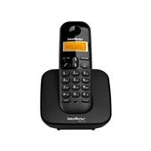 Telefone sem Fio com Identificador de Chamadas DECT 6.0 Modo Eco Preto TS3110 Intelbras