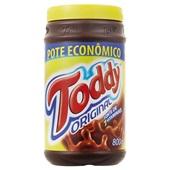Achocolatado em Pó 800g 1 UN Toddy