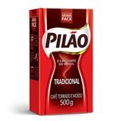 Café em Pó Tradicional 500g PT 1 UN Pilão