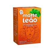 Chá Mate Natural a Granel 250g CX 1 UN Leão