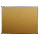 Quadro de Aviso Cortiça e Alumínio 60x90cm 1 UN Board Net