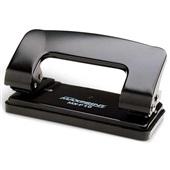 Perfurador Metal 2 Furos até 10 Folhas Preto 712041 1 UN Maxprint
