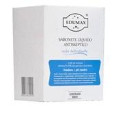 Sabonete Líquido Antisséptico Refil 800ml 1 UN Edumax