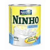 Leite em Pó Ninho Integral 400g Lata 1 UN Nestlé