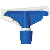 Garra Plástica para Mop Úmido Azul GE211Z 1 UN Bralimpia