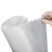 Bobina de Plástico Bolha Light 65cm x 10m 45 Micras 1 UN Smart Protect