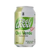 Chá Verde com Limão 330ml Lata 1 UN Feel Good