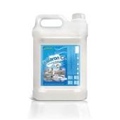 Detergente Líquido Desinfetante 5L Clorado 1 UN Sevengel