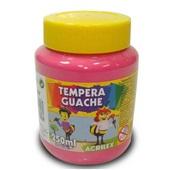 Tinta Guache Rosa 250ml Acrilex