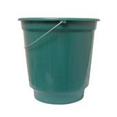 Balde com Alça 15L Verde 1 UN Arqplast