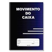 Livro Movimento do Caixa Capa Mole 50x2 Vias São Domingos