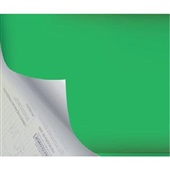 Plástico Autoadesivo Estampa Verde Opaco 45cm x 2m 1 UN Plastcover
