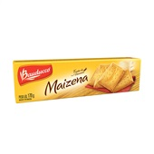Biscoito Maizena 170g PT 1 UN Bauducco