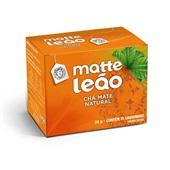 Chá Mate Natural 24g CX 15 Sachês Leão