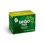 Chá Verde 24g CX 15 Sachês Leão