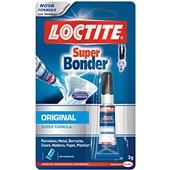 Cola Super Bonder Original Loctite 3g 1 UN Henkel
