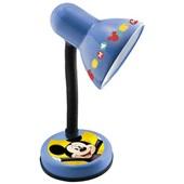 Luminária de Mesa Viking Mickey Azul Startec