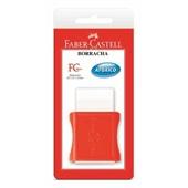 Borracha FC Max Grande Branca 1 UN Faber Castell