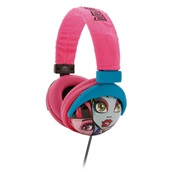 Headphone Monster High Rosa PH107 1 UN Multilaser