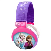Headphone Frozen Plush PH127 1 UN Multilaser
