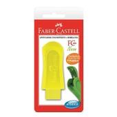 Apontador com Depósito e Borracha Mix Neon Cores Sortidas 1 UN Faber Castell