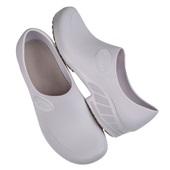 Sapato Antiderrapante Branco n° 42 Par 1 UN Sticky Shoe