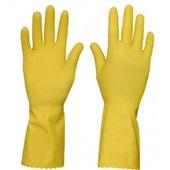 Luva de Proteção Multiuso G Amarela C.A 10695 1 Par Volk