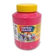Tinta Guache Rosa 500ml Acrilex