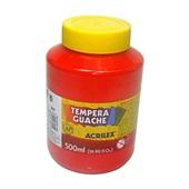 Tinta Guache Vermelho 500ml Acrilex