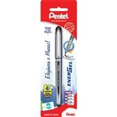 Caneta Gel Energel Preta 0.7mm 1 UN Pentel