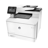 Impressora Multifuncional HP MFP M477FNW Color LaserJet 1 UN HP