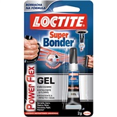 Cola Super Bonder Power Flex Gel Loctite 2g 1 UN Henkel