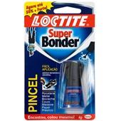 Cola Super Bonder Pincel Loctite 4g 1 UN Henkel