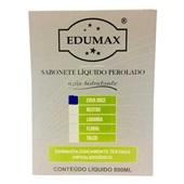 Sabonete Líquido Perolado Erva Doce Refil 800ml 1 UN Edumax