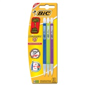 Lapiseira Shimmers 0,7mm 3 UN Bic