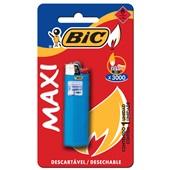 Isqueiro Bic Maxi Cores Sortidas 1 UN Bic