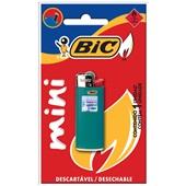 Isqueiro Bic Mini Cores Sortidas 1 UN Bic