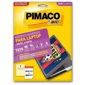 Adesivo para Notebook 197,8x249,6mm 7076 3 UN Pimaco