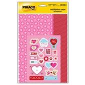 Etiqueta Adesiva para Scrapbook Namoro PT 22 UN Pimaco