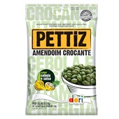 Amendoim Pettiz Cebola e Salsa 150g PT 1 UN Dori