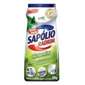 Saponáceo em Pó 300g Limão 1 UN Sapólio Radium
