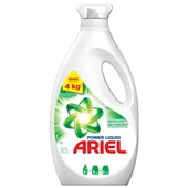 Sabão Líquido Concentrado Power Liquid 2L 1 UN Ariel