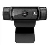 Webcam HD Pro 1080p C920 Preto 1 UN Logitech