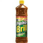 Desinfetante Plus 1L Pinho Silvestre 1 UN Pinho Bril