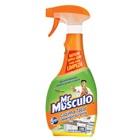 Limpador Desengordurante para Cozinha 500ml Limão Spray 1 UN Mr Múscul