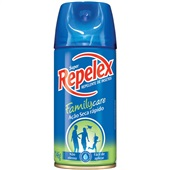Repelente Aerosol Family Care 200ml 1 UN Repelex