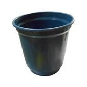Cesto de Lixo sem Tampa 20L Azul 1 UN Arqplast