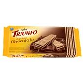 Biscoito Wafer Chocolate 115g PT 1 UN Triunfo